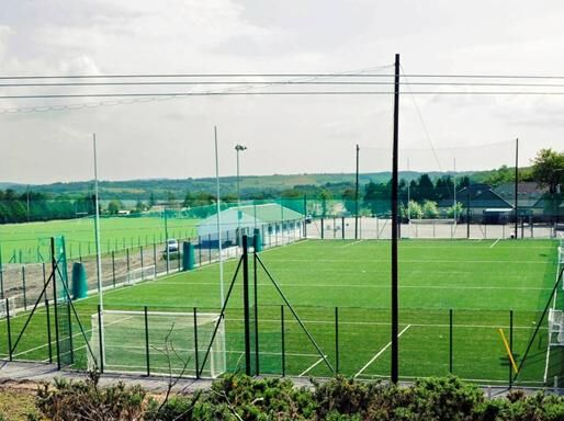 47893c8e2f7b4 Since then dressing rooms and a training area has been added. These  facilities are primarily utilised by the GAA club serving the needs of  juveniles and ...